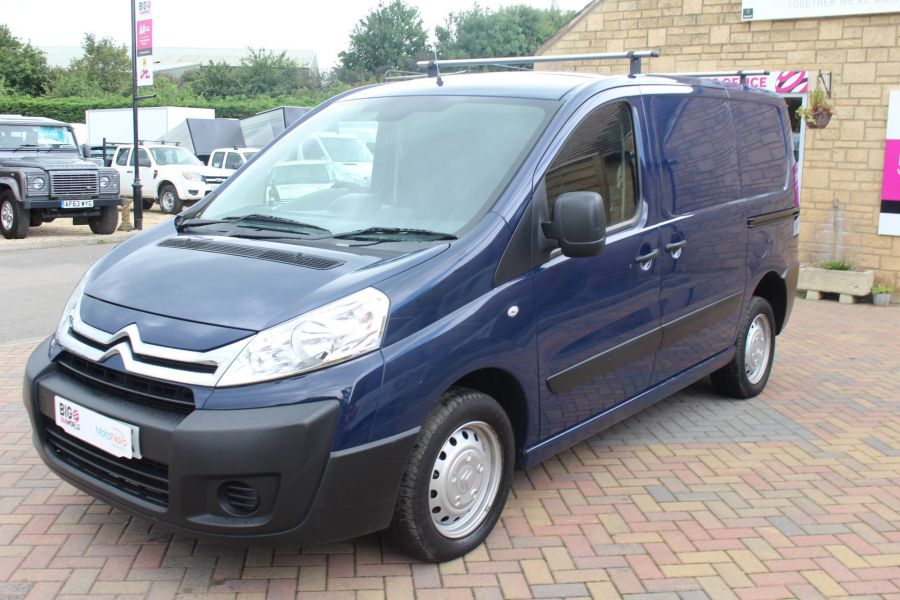 CITROEN DISPATCH 1000 HDI 90 L1 H1 ENTERPRISE SWB LOW ROOF - 6492 - 9