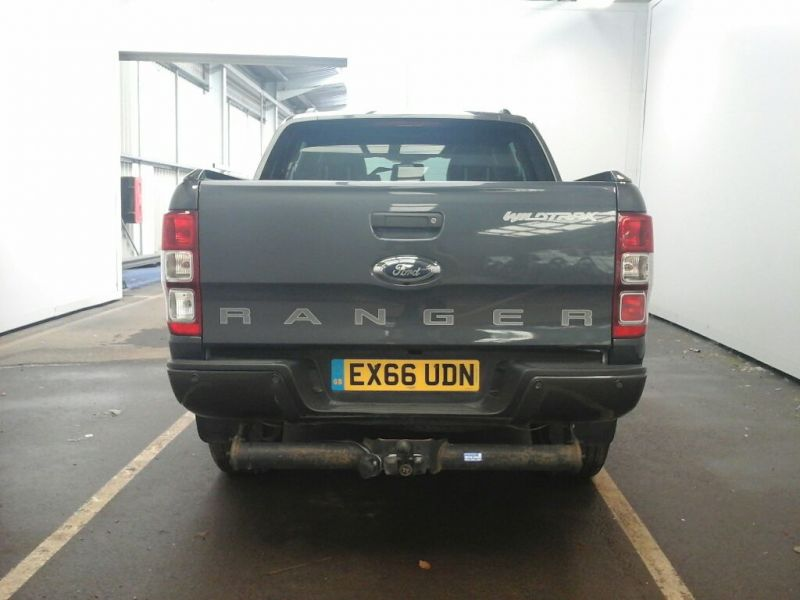 FORD RANGER WILDTRAK TDCI 200 4X4 DOUBLE CAB - 10033 - 4