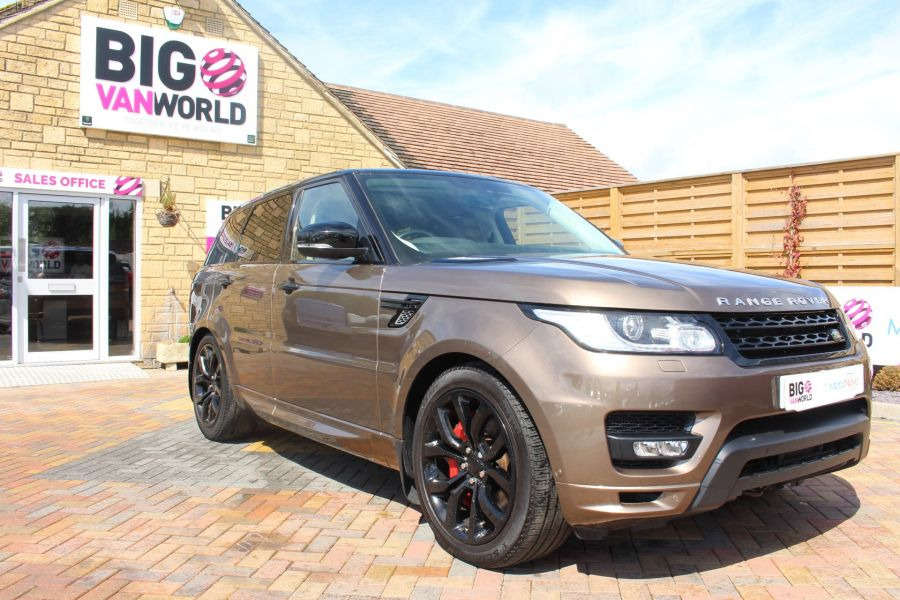 LAND ROVER RANGE ROVER SPORT SDV6 AUTOBIOGRAPHY DYNAMIC - 6603 - 3