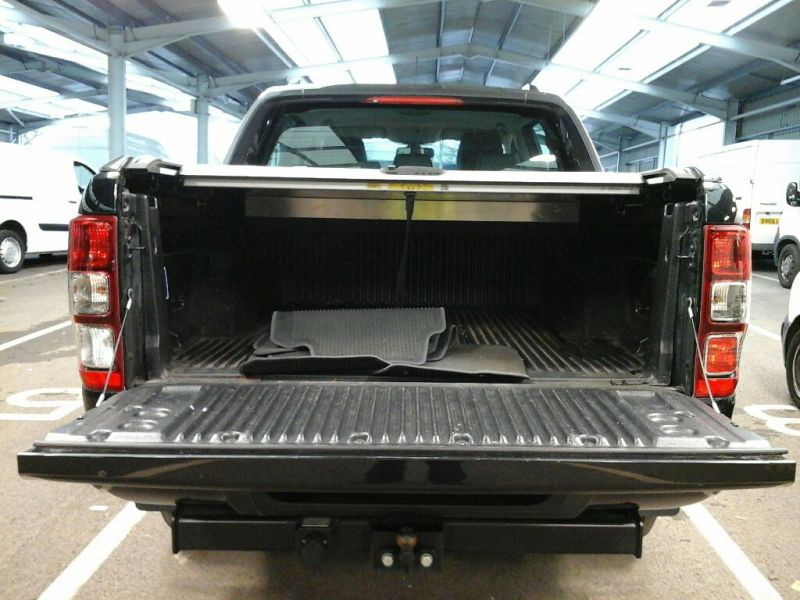 FORD RANGER WILDTRAK TDCI 200 DOUBLE CAB 4X4 - 8784 - 5