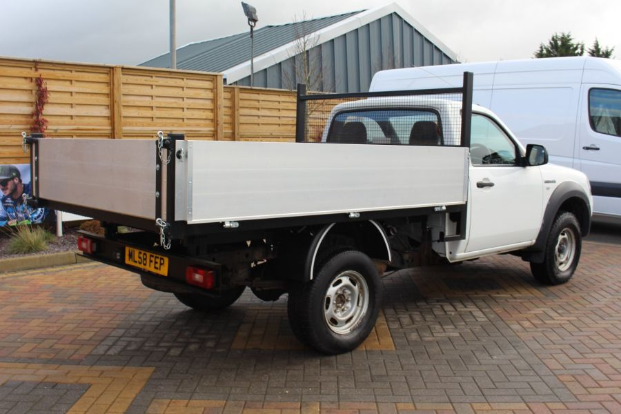 FORD RANGER 4X4 TDCI REGULAR CAB ALLOY TIPPER - 7054 - 13