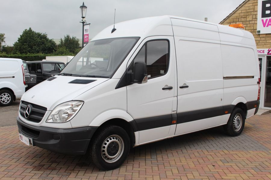 MERCEDES SPRINTER 316 CDI MWB HIGH ROOF - 6399 - 8