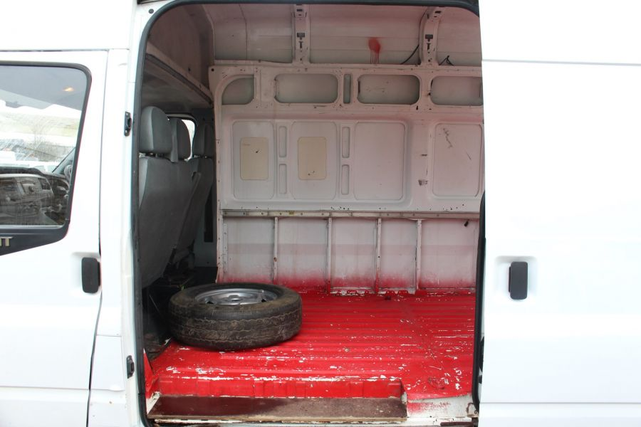 FORD TRANSIT 350 TDCI 100 LWB HIGH ROOF RWD - 9107 - 16