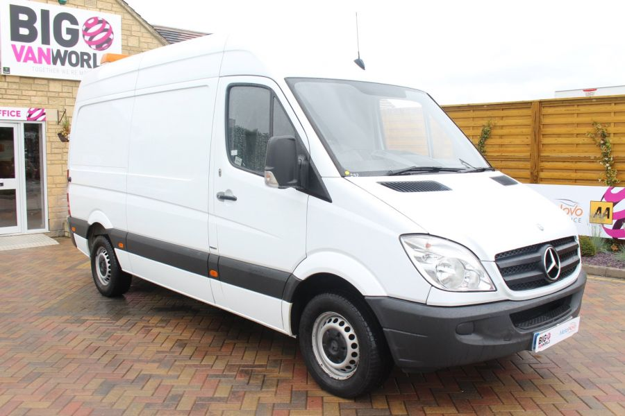 MERCEDES SPRINTER 316 CDI MWB HIGH ROOF - 6253 - 3