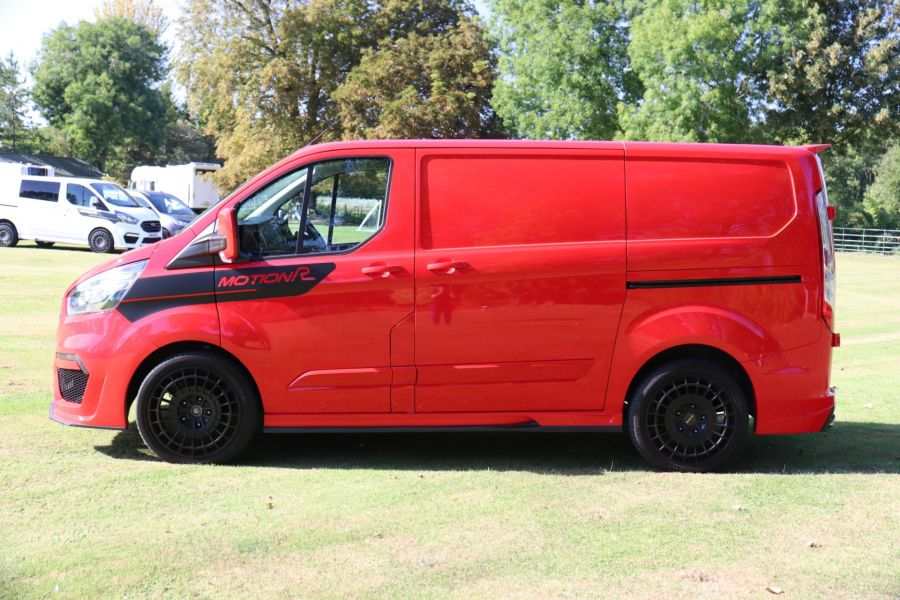 FORD TRANSIT CUSTOM 280 TDCI 130 L1H1 MOTION R LIMITED EDITION - 9983 - 6