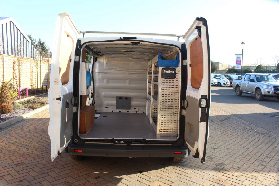 RENAULT TRAFIC SL27 DCI 115 L1 H1 SWB LOW ROOF - 7060 - 19