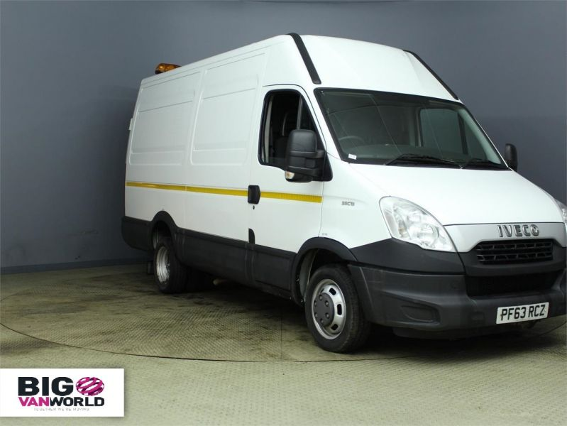 IVECO DAILY 35C13V 3300 WB MWB HIGH ROOF - 7295 - 1