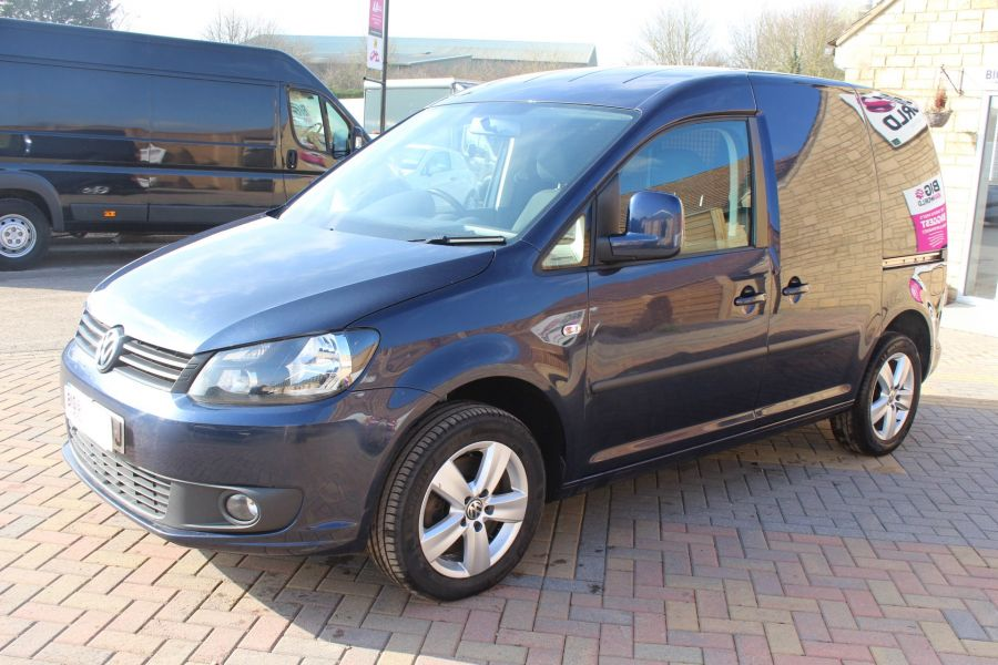 VOLKSWAGEN CADDY C20 TDI 140 HIGHLINE - 7370 - 8