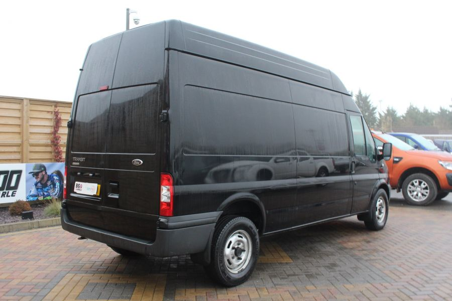 FORD TRANSIT 350 TDCI 100 LWB HIGH ROOF RWD - 7148 - 5