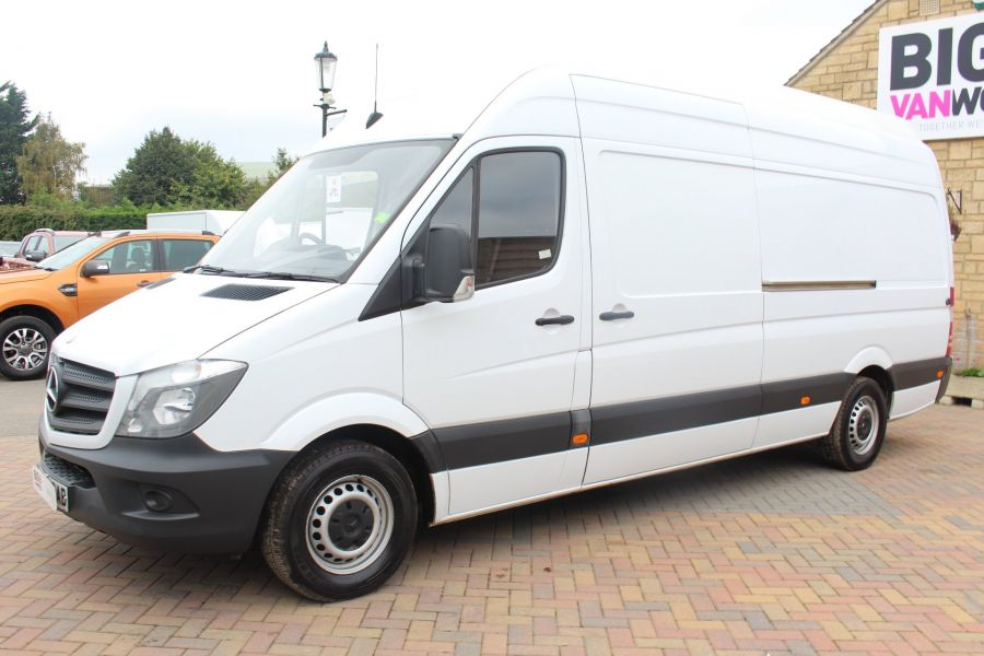 MERCEDES SPRINTER 316 CDI LWB EXTRA HIGH ROOF - 5969 - 8