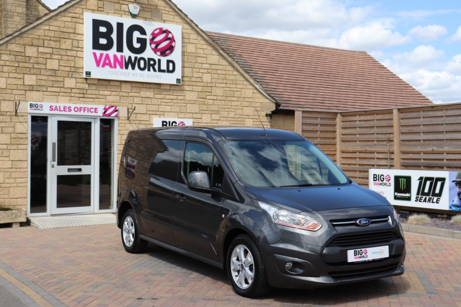 FORD TRANSIT CONNECT 240 TDCI 115 L2H1 LIMITED LWB LOW ROOF - 9745 - 2