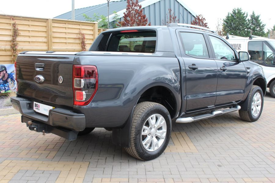 FORD RANGER WILDTRAK 4X4 TDCI 197 BHP DOUBLE CAB WITH MOUNTAIN TOP - 6601 - 5