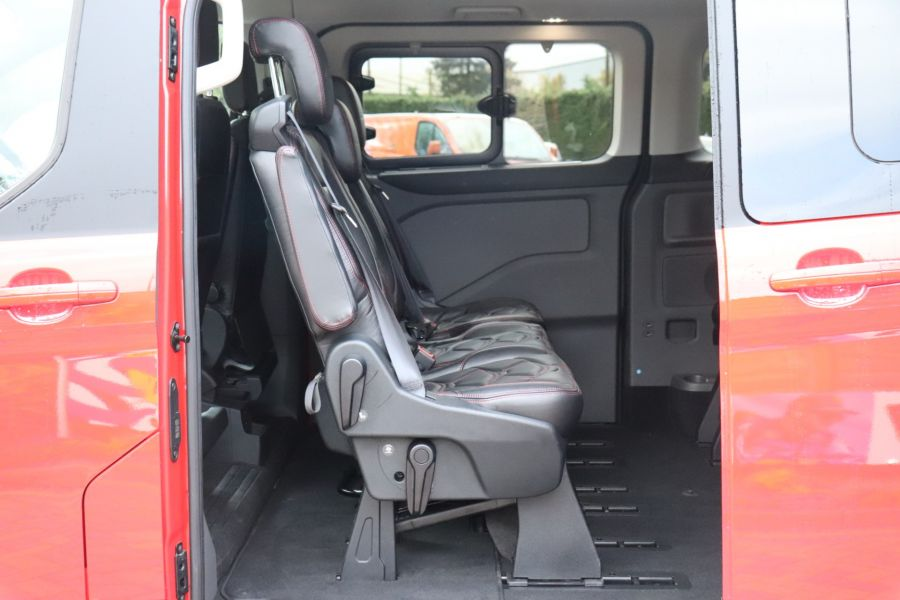 FORD TOURNEO CUSTOM TDCI 130 L2H1 TITANIUM X MOTION R 8 SEAT BUS - 10188 - 36