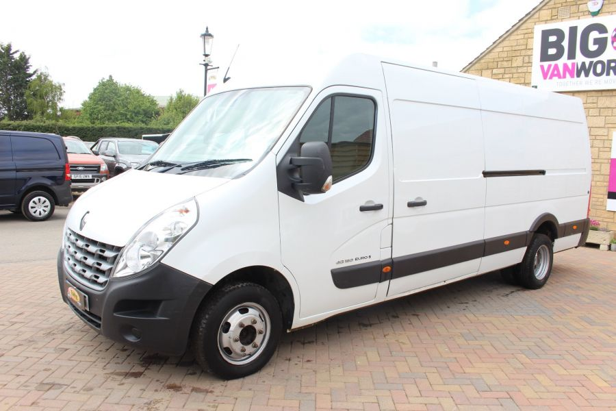 RENAULT MASTER LM35 DCI 150 XLWB MEDIUM ROOF - 5556 - 9