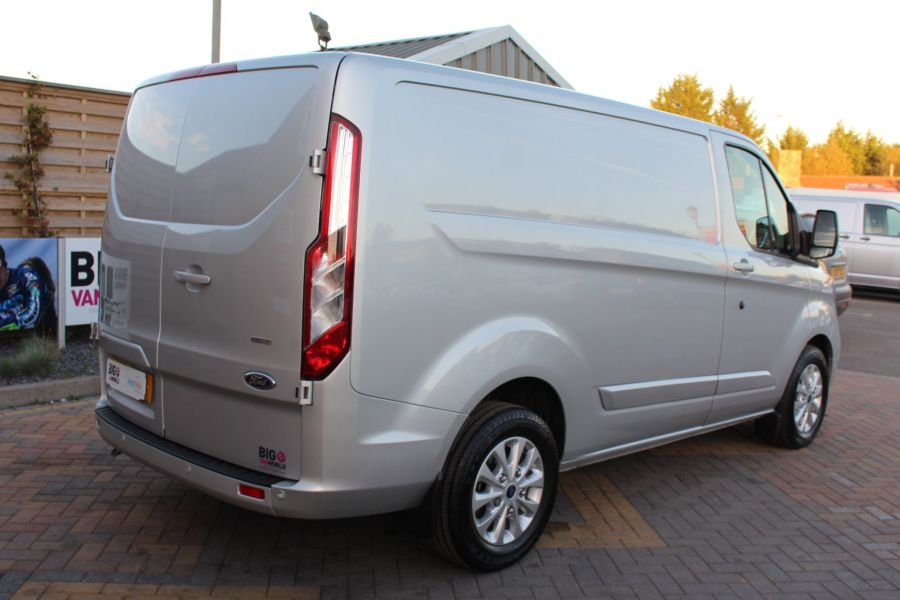 FORD TRANSIT CUSTOM 300 TDCI 130 LIMITED L1 H1 SWB LOW ROOF - 8636 - 5