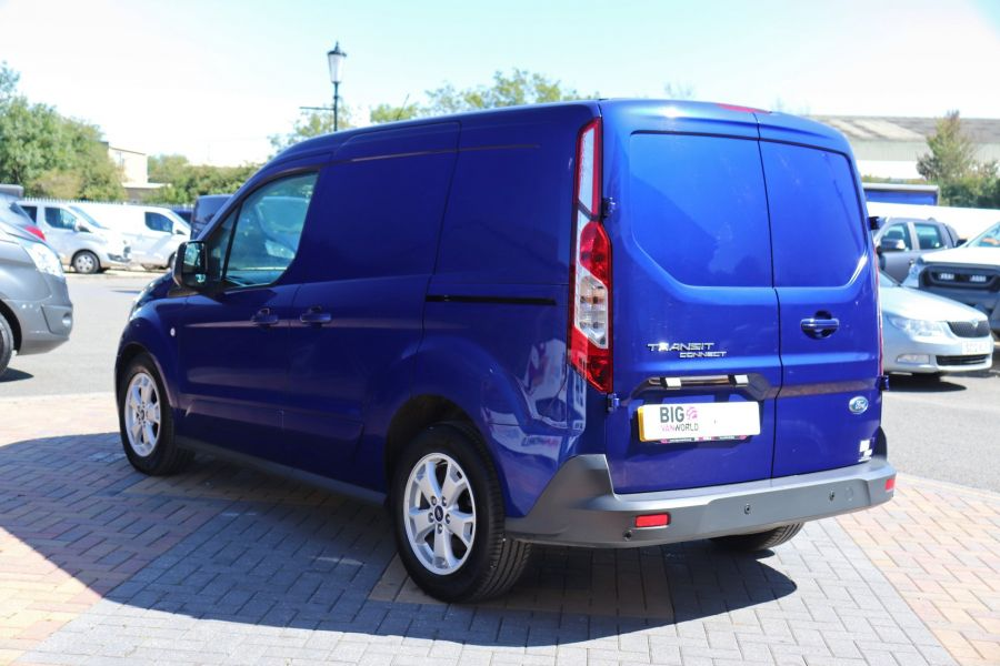 FORD TRANSIT CONNECT 200 TDCI 120 L1H1 LIMITED POWERSHIFT SWB LOW ROOF - 10617 - 8
