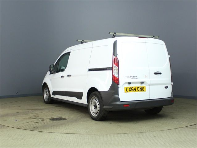 FORD TRANSIT CONNECT 210 TDCI 95 L2 H1 LWB LOW ROOF  - 6591 - 4
