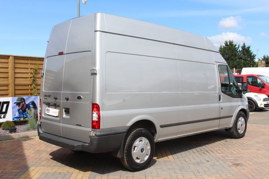 FORD TRANSIT 350 TDCI 140 TREND LWB HIGH ROOF FWD - 6215 - 5