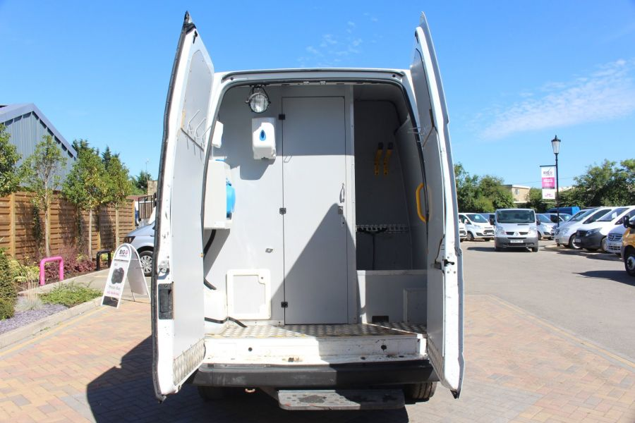 FORD TRANSIT 350 TDCI LWB HIGH ROOF 8 SEAT MESS UNIT - 6097 - 14
