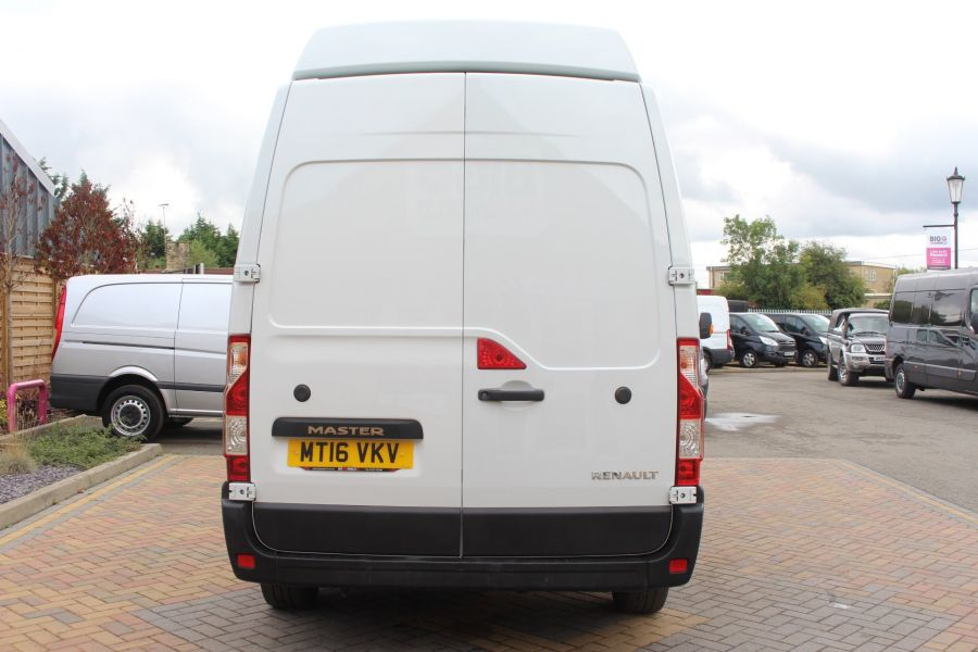 RENAULT MASTER LH35 DCI 125 BUSINESS LWB HIGH ROOF NEW SHAPE - 5678 - 6