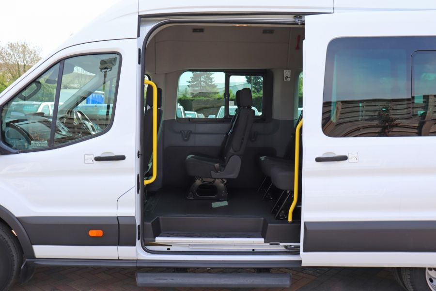 FORD TRANSIT 460 TDCI 125 L4H3 TREND 17 SEAT BUS HIGH ROOF DRW RWD - 10326 - 35
