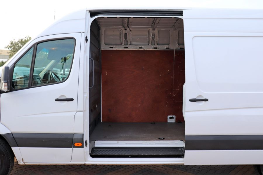 MERCEDES SPRINTER 513 CDI 129 LWB HIGH ROOF DRW - 11177 - 34