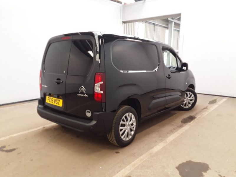 CITROEN BERLINGO M 1000 BLUEHDI 100 ENTERPRISE - 11218 - 3