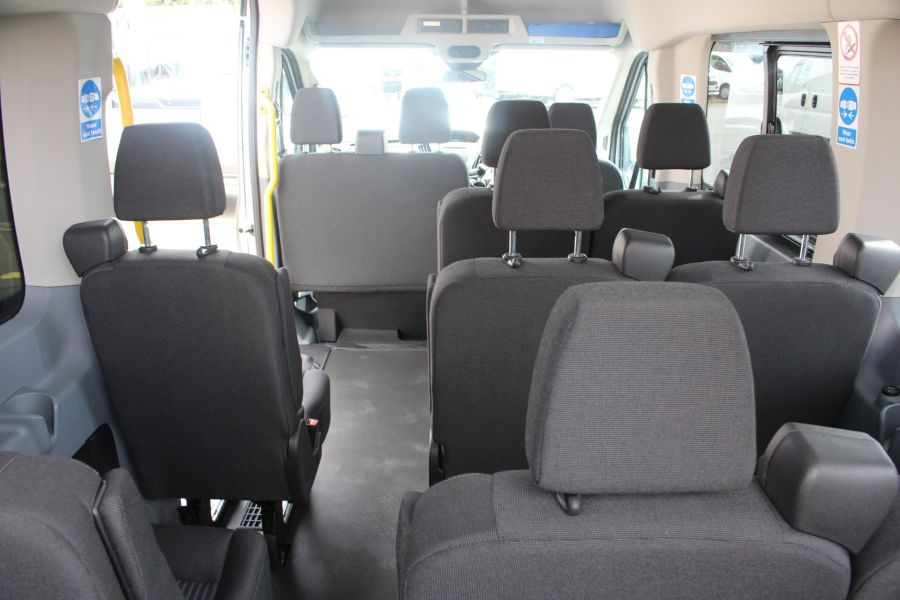 FORD TRANSIT 410 TDCI 155 L3 H3 TREND 15 SEAT BUS LWB HIGH ROOF RWD - 9122 - 27