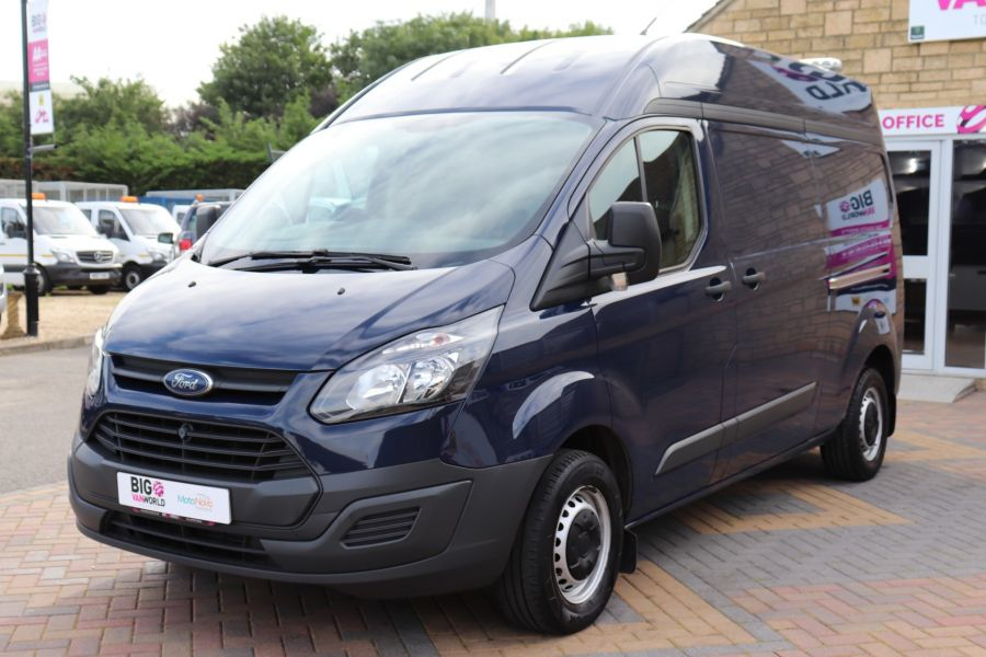 FORD TRANSIT CUSTOM 310 TDCI 100 L2H2 LWB HIGH ROOF FWD - 9697 - 8