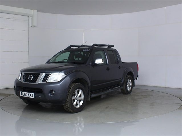 NISSAN NAVARA DCI 190 TEKNA CONNECT 4X4 DOUBLE CAB - 7078 - 5