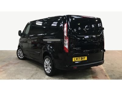 FORD TRANSIT CUSTOM 290 TDCI 170 L1H1 LIMITED SPORT SWB LOW ROOF - 10713 - 5