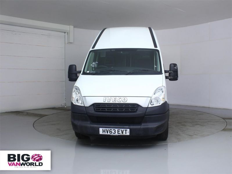 IVECO DAILY 35S13V 3950 WB LWB HIGH ROOF - 7238 - 6