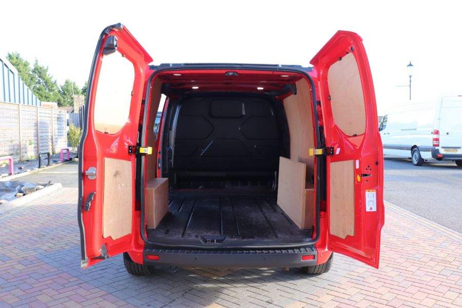 FORD TRANSIT CUSTOM 290 TDCI 170 L1H1 TREND COLOUR EDITION SWB LOW ROOF - 11530 - 37