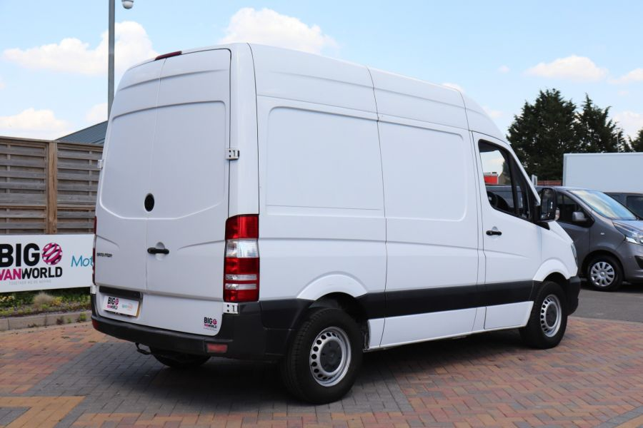 MERCEDES SPRINTER 313 CDI 129 SWB HIGH ROOF - 10755 - 6