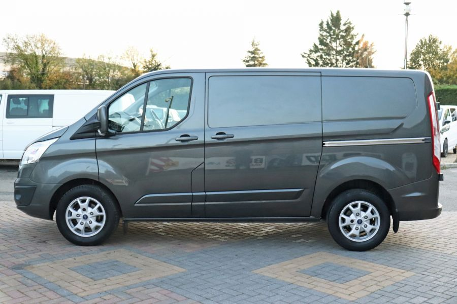 FORD TRANSIT CUSTOM 310 TDCI 155 L1H1 LIMITED SWB LOW ROOF FWD - 9827 - 8