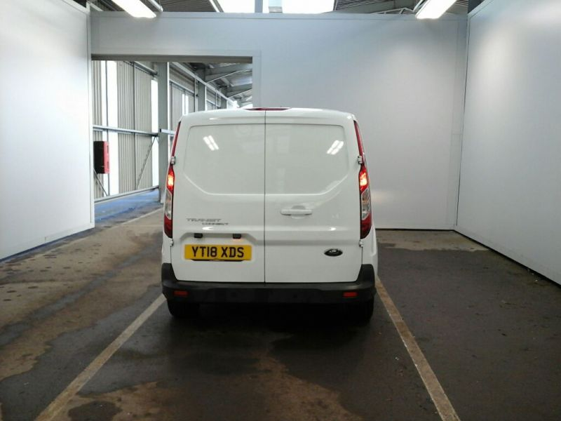 FORD TRANSIT CONNECT 200 TDCI 120 L1H1 LIMITED SWB LOW ROOF - 10606 - 4