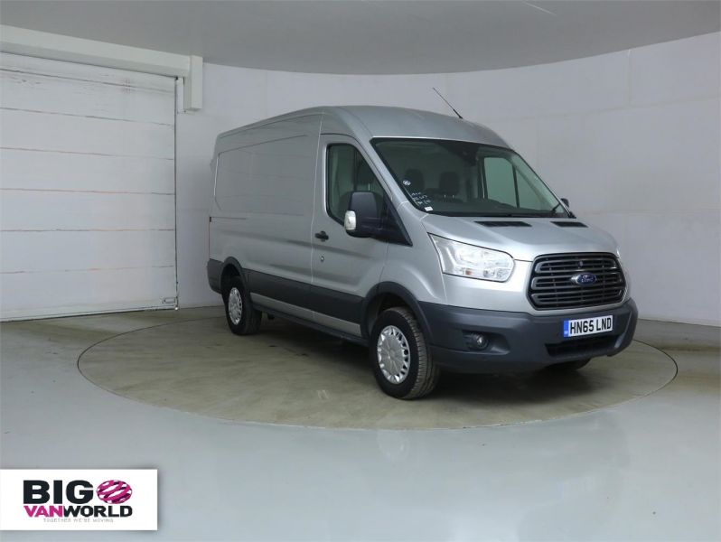 FORD TRANSIT 350 TDCI 125 L2 H2 TREND MWB MEDIUM ROOF - 8650 - 1