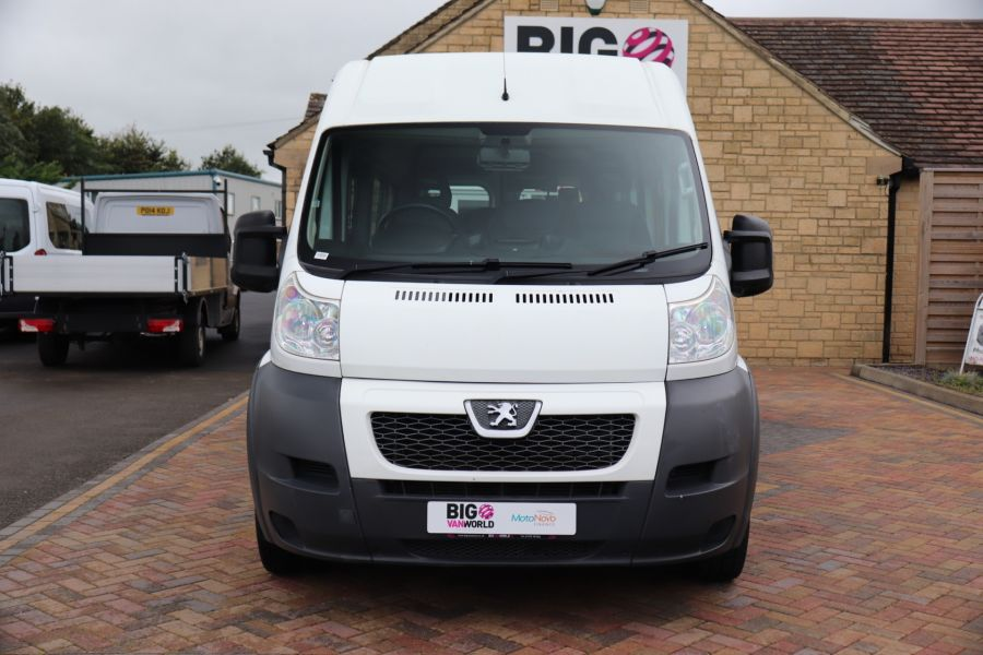 PEUGEOT BOXER 440 HDI 130 L4H2 17 SEAT BUS HIGH ROOF WITH WHEELCHAIR ACCESS - 9625 - 10