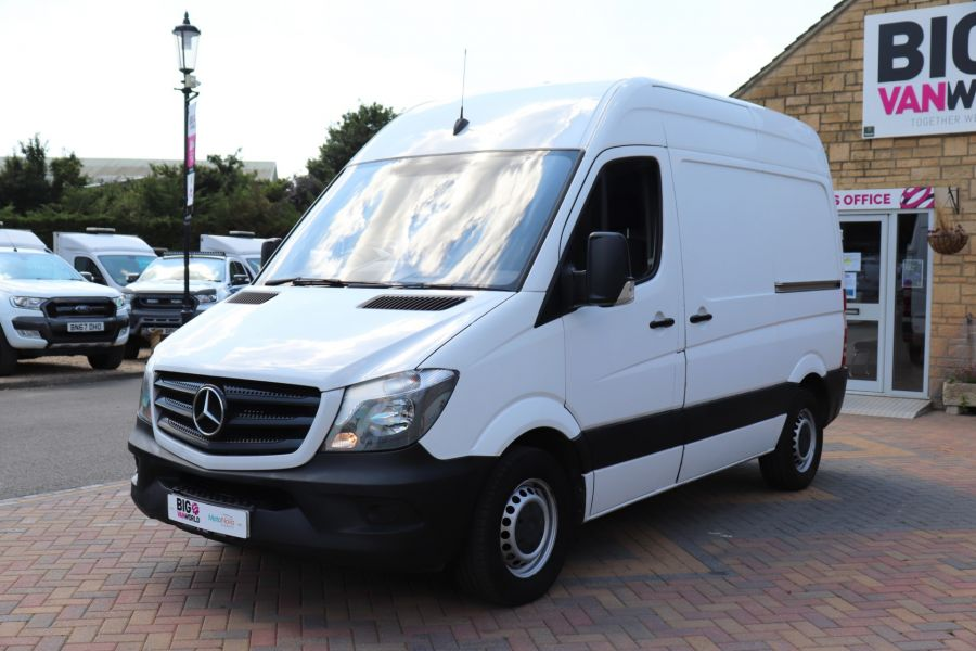 MERCEDES SPRINTER 313 CDI 129 SWB HIGH ROOF - 10755 - 10
