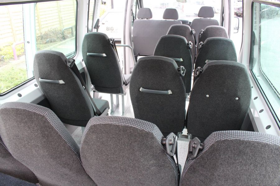 MERCEDES SPRINTER 316 CDI 163 TRAVELINER LWB 15 SEAT BUS HIGH ROOF - 8106 - 29
