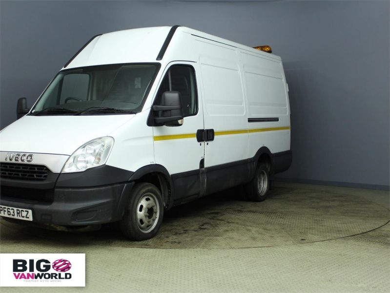 IVECO DAILY 35C13V 3300 WB MWB HIGH ROOF - 7295 - 5