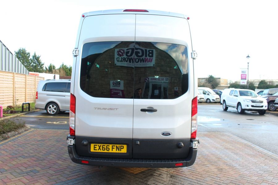 FORD TRANSIT 460 TDCI 155 TREND L4 H3 HIGH ROOF 17 SEAT BUS - 8517 - 6
