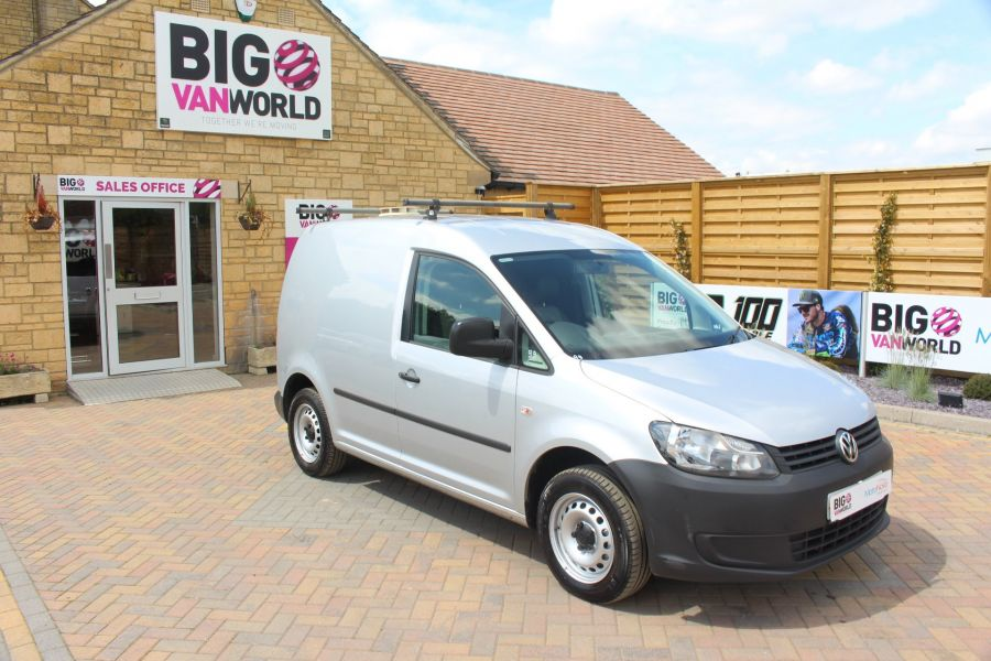 VOLKSWAGEN CADDY C20 TDI 102 - 6282 - 2