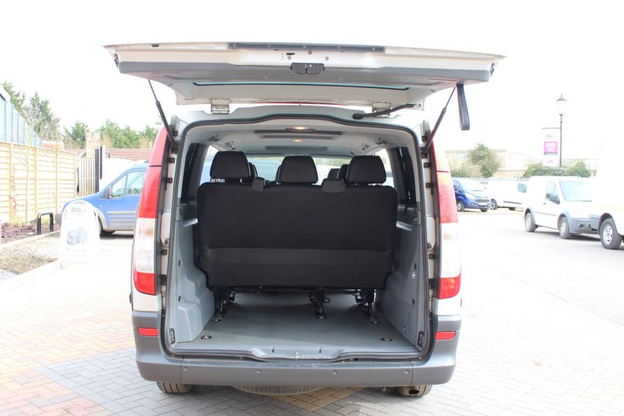 MERCEDES VITO 115 CDI EXTRA LONG 9 SEAT TRAVELINER - 7582 - 27