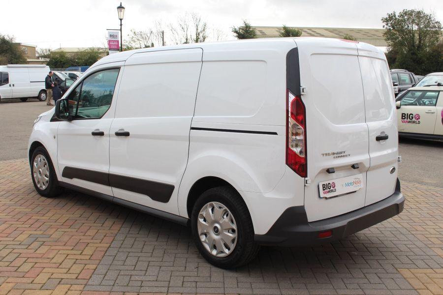 FORD TRANSIT CONNECT 240 TDCI 115 L2 H1 TREND LWB LOW ROOF - 6703 - 7