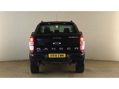 FORD RANGER TDCI 160 BLACK EDITION 4X4 DOUBLE CAB - 12599 - 5