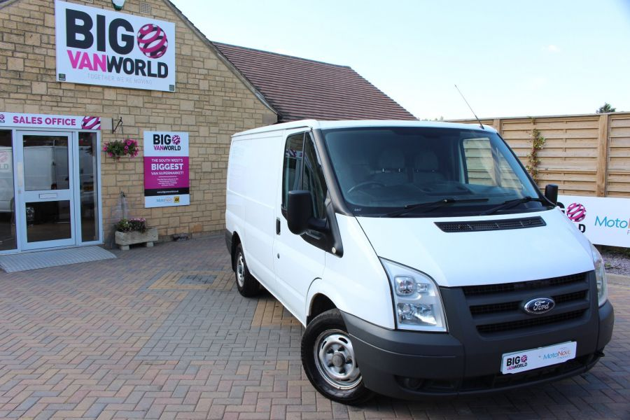 FORD TRANSIT 260 TDCI 85 SWB LOW ROOF FWD - 8235 - 2