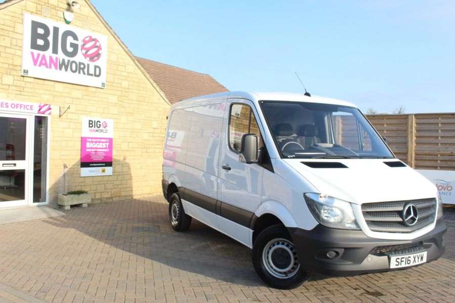 MERCEDES SPRINTER 313 CDI 129 SWB STANDARD LOW ROOF - 9142 - 2