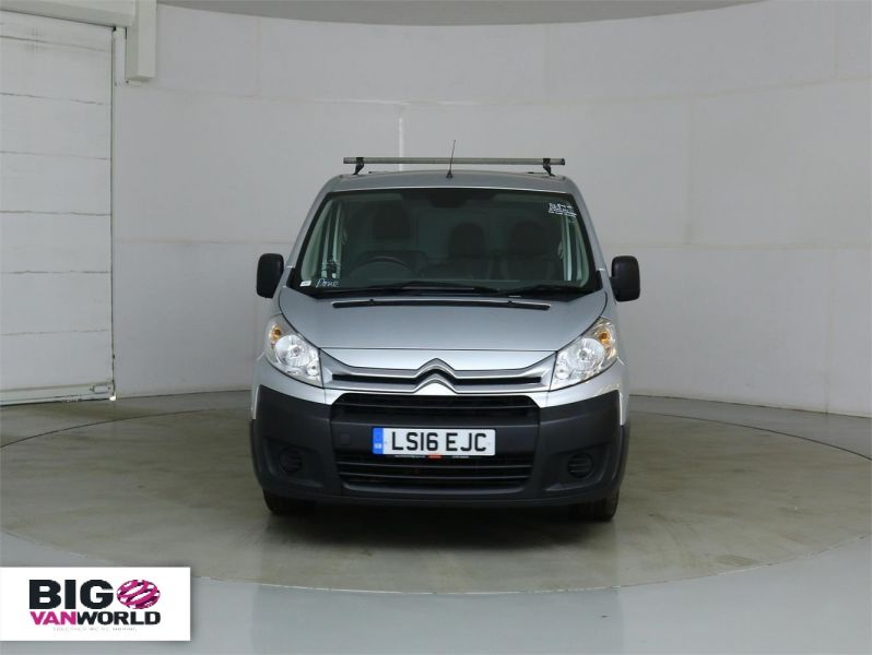 CITROEN DISPATCH 1000 HDI 90 L1 H1 ENTERPRISE SWB LOW ROOF - 7976 - 6