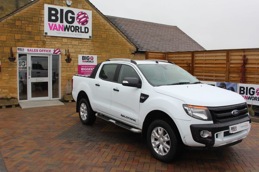 FORD RANGER WILDTRAK 4X4 TDCI 197 DOUBLE CAB - 7391 - 2